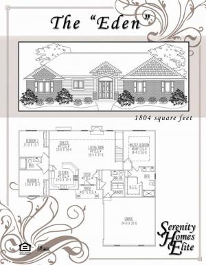 Designs serenity homes elite for Elite home designs